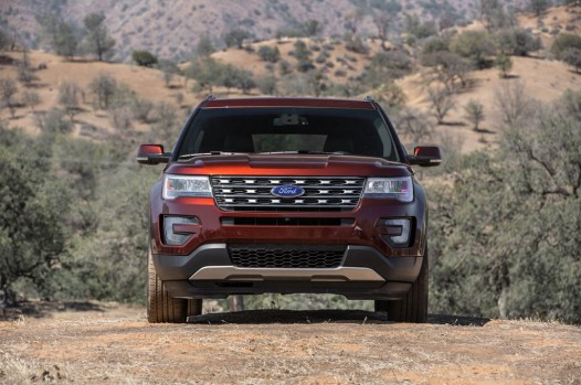 2016 Ford Explorer 2.3L EcoBoost AWD