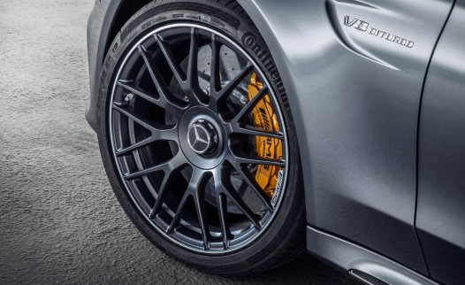 2017 Mercedes-AMG C63 S-model coupe