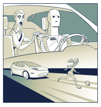 Who Will Driverless Cars Decide To Kill