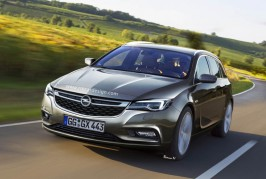 Opel - Vauxhall Insignia Sports Tourer