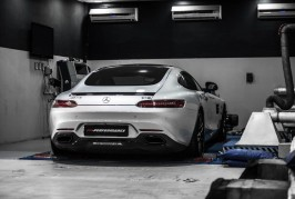 Mercedes AMG GT S by PP-Performance