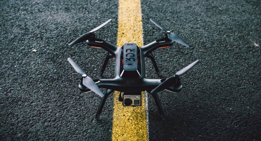 drone for cars