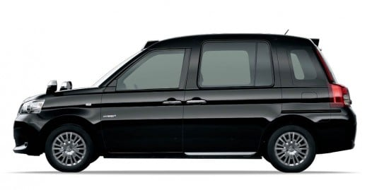 Toyota JPN Taxi Concept