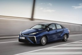 Toyota Mirai For Europe