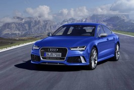 2016 Audi RS7 Sportback Performance