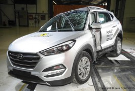 All-New Tucson Tops Latest Euro NCAP Tests