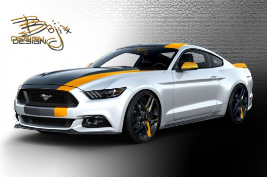 Bojix Design Ford Mustang