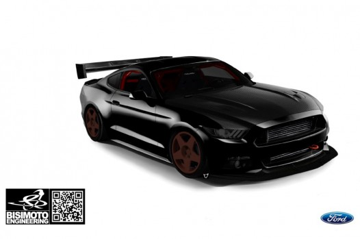 ford mustang ecoboost by Bisimoto