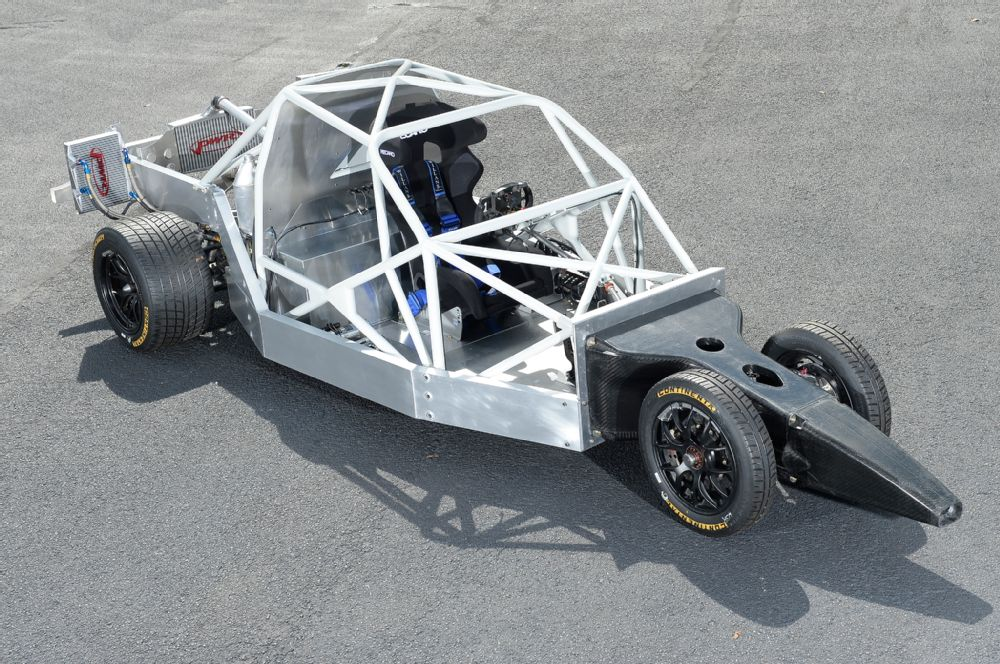 Panoz DeltaWing GT Road Car Concept