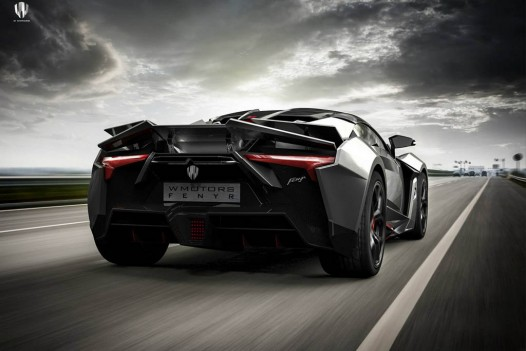 2016 Fenyr Supersport