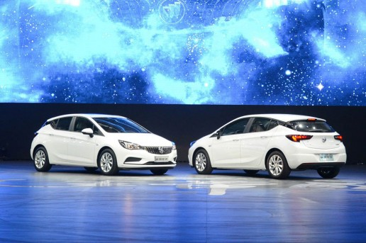 Buick Verano GS and hatchback