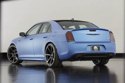 2015 Chrysler 300 Super S Concept