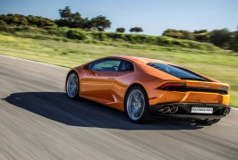 Lamborghini Huracan LP 610-4 updates for 2016