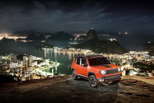 Jeep Renegade Wins 2016 Car Of The Year In Brazil