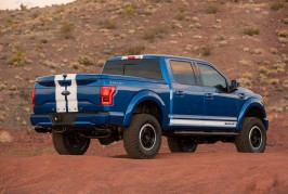 Shelby F-150 Blue Thunder