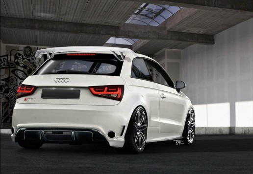 Audi RS1 Rendered