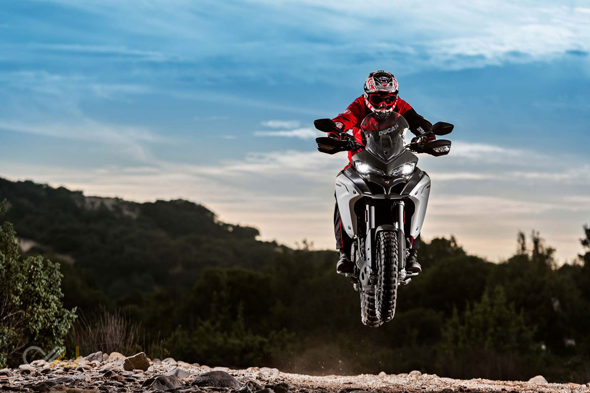 New Ducati Multistrada 1200