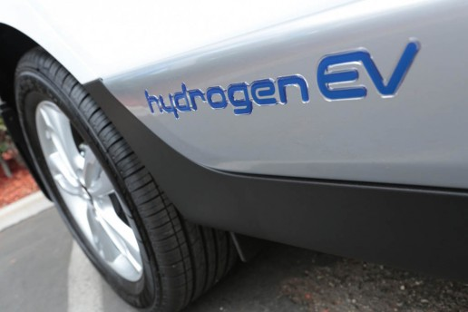 Hyundai Tucson Fuel-Cell