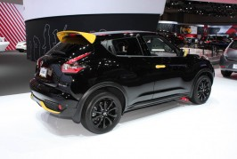 2016 Nissan Juke Gets Stinger Edition