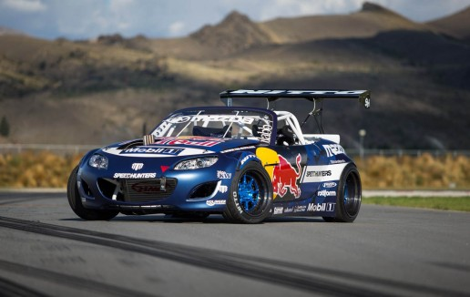 Mad Mike conquers Highlands in 1500hp Miata