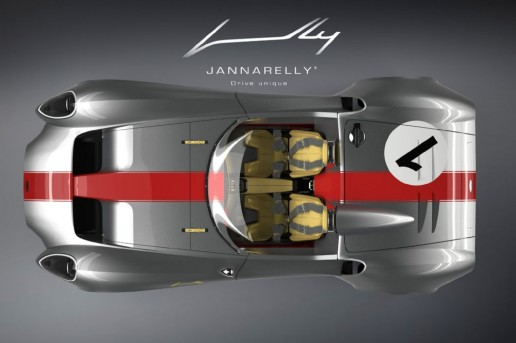 Jannarelly Automotive Design-1 Roadster