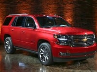 2015 Chevy SUVs