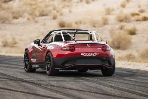 2016 Mazda MX-5 Cup Racer