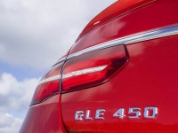 2016 Mercedes-Benz GLE-class Coupe