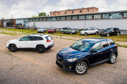 Picking the Best Compact SUV