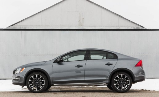 2016 Volvo S60 T5 Cross Country