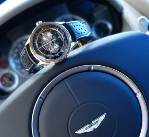 Aston Martin Transponder Watch