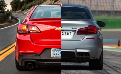 Want a BMW M5? Get a Chevrolet SS