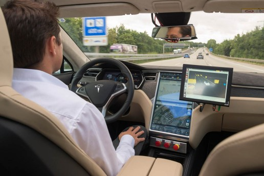 Bosch automated driving
