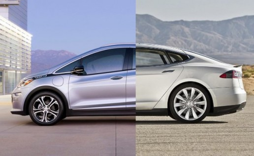 Want a Tesla Model S? Get a Chevrolet Bolt Instead
