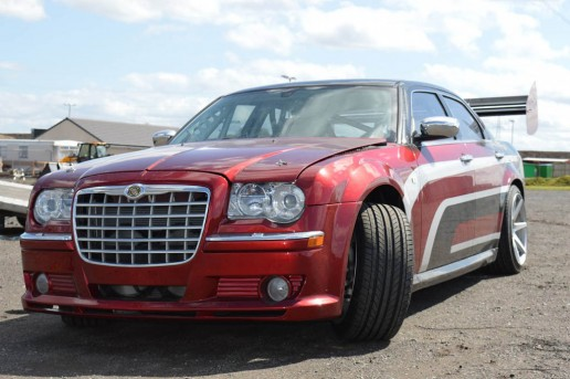 Chrysler 300C with a Viper V10 Engine