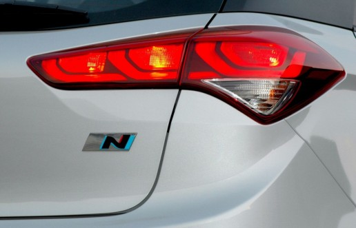 Hyundai i20 N performance