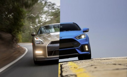Want a Nissan GT-R? Get a Ford Focus RS Instead