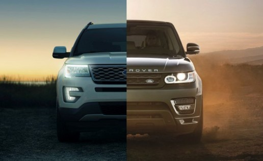 Want a Range Rover Sport HSE? Get a Ford Explorer Platinum