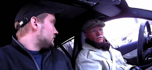 WRC-Petter-Solberg-with-makeup-to-look-like-82-years-old-pranks-Mercedes-techs2