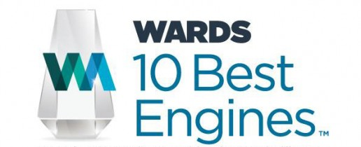 2016 Wards 10 Best Engines