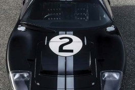 Shelby 50th anniversary GT40