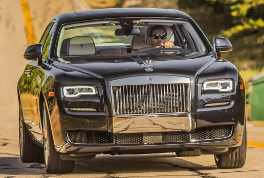 Rolls-Royce Ghost Series-II