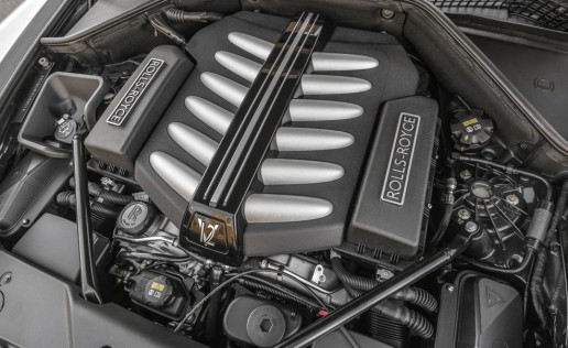 Rolls-Royce Ghost V12 Engine