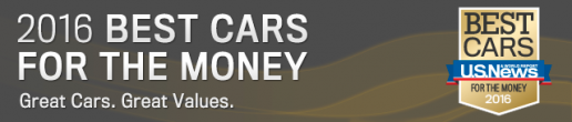 2016 Best Cars for the Money