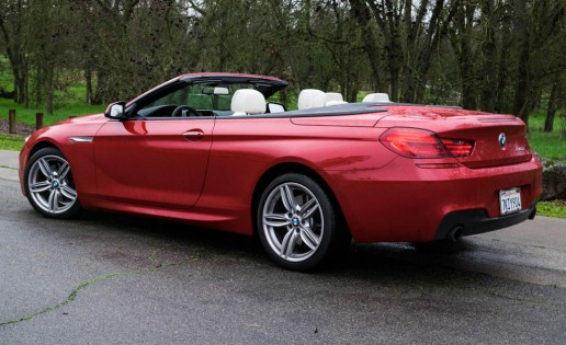 2016 BMW 640i convertible