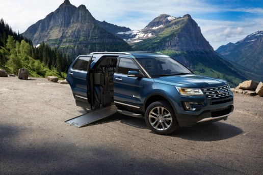 Ford Explorer BraunAbility