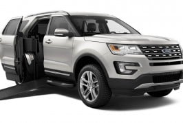 Ford Explorer BraunAbility MXV