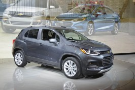 2017 Chevrolet Trax Chicago 1