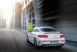 The 2017 C43 Coupe