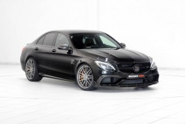 Mercedes-AMG C63 S by Brabus 03
